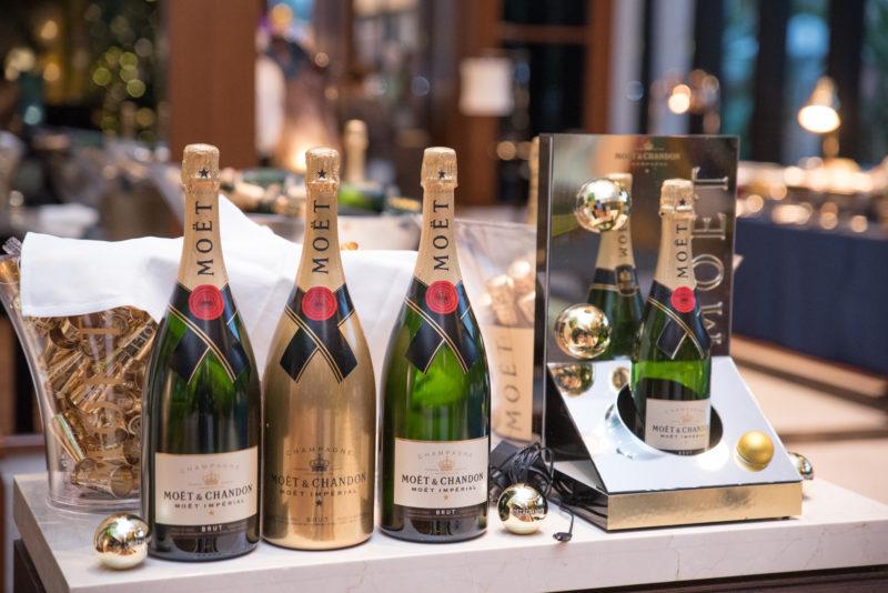 12/24 クリスマスイベント シャンパンパーティーを開催!