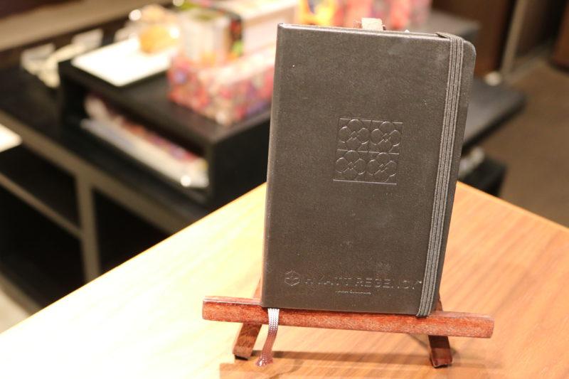 オリジナルグッズ【花ブロックノート】をご紹介!